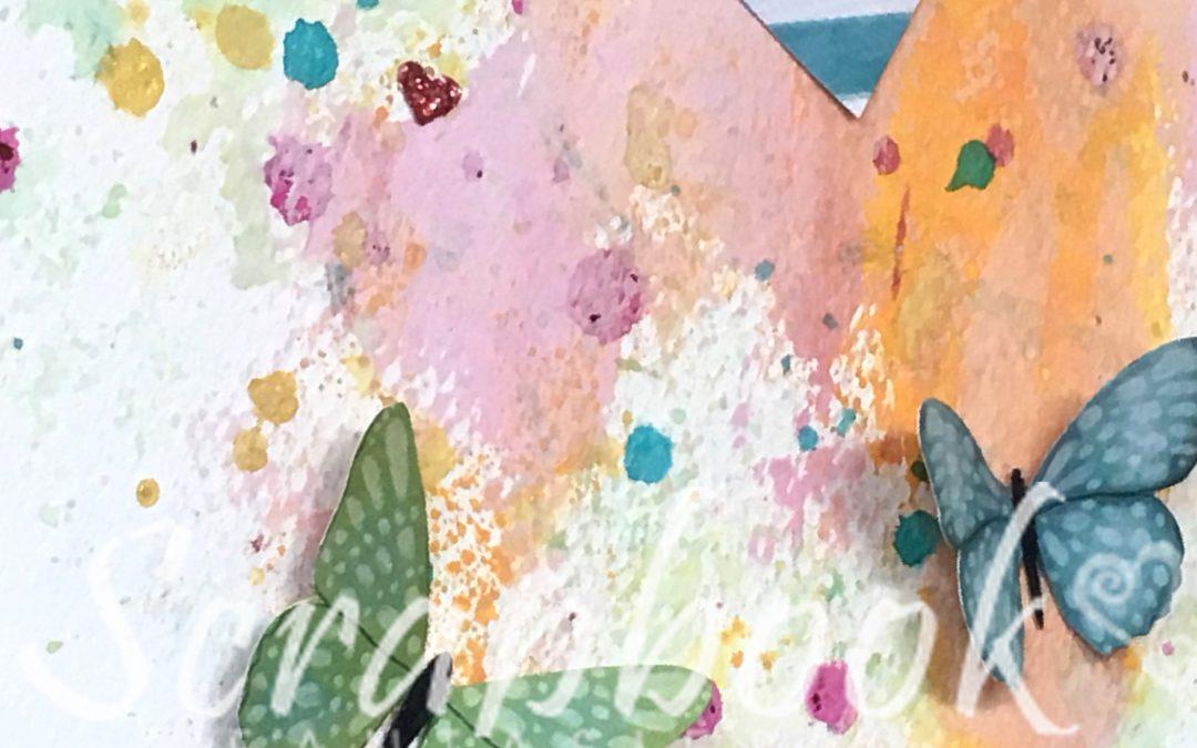Cocoa Vanilla Studio Happiness Scrapbooking Class @ Scrapbook Fantasies