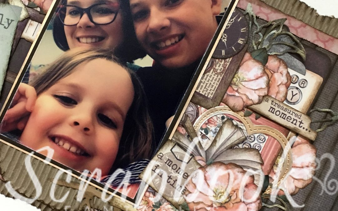 Celebr8 Our Story Scrapbooking Class