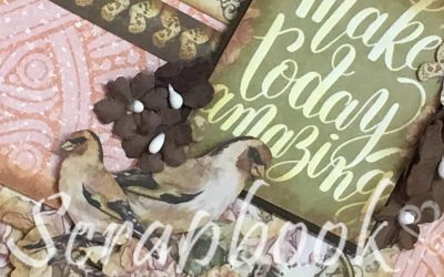 Celebr8 Beautiful Life Scrapbooking Class