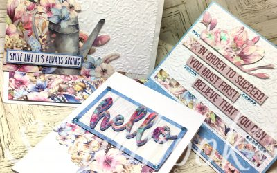 Celebr8 New Beginnings Cardmaking Class